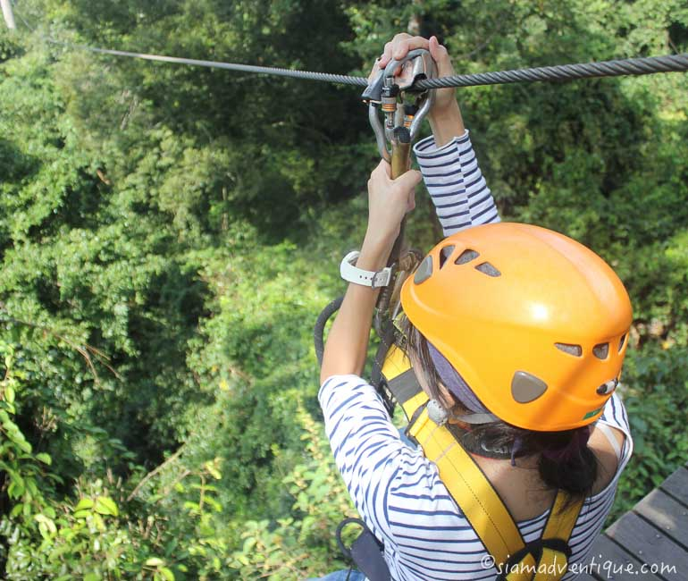Flight of the Gibbon Chiang Mai Zipline