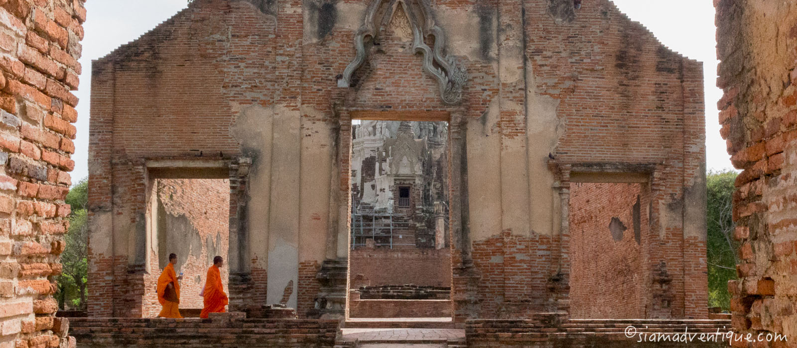 Wat Rajchaburana in Ayutthaya