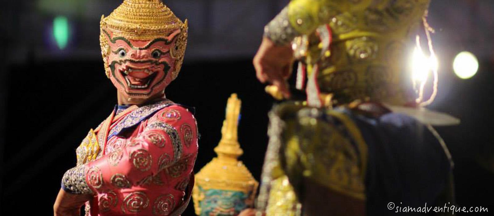 The Masked Khon Drama